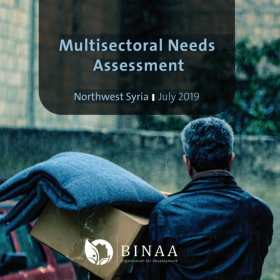 Multisectoral Needs Assessment Northwest Syria July 2019